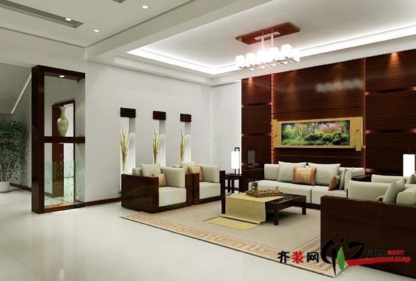 苏州客厅装修效果图装修设计案例