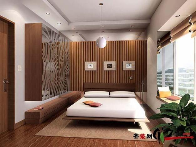 苏州卧室装修效果图装修设计案例