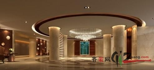 无锡酒店设计装修设计案例