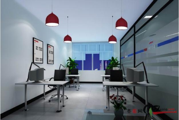 温州办公室装修装修设计案例