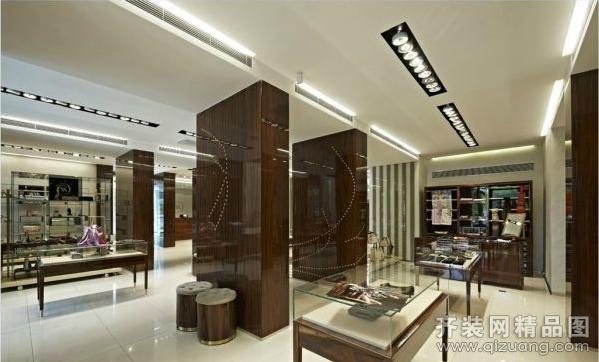 三门服装店装修装修设计案例