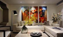 中式风格-白领公寓