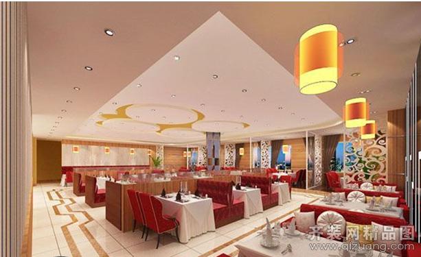 台山餐饮空间商业店铺装修设计案例