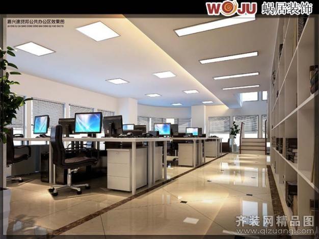 海盐办公室装修装修设计案例