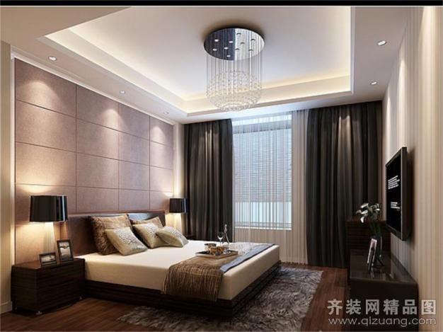 磐安卧室效果图装修设计案例