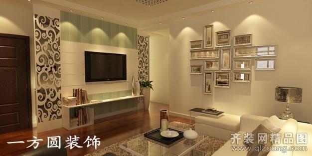 商河青龙小区(二手房装修)装修设计案例