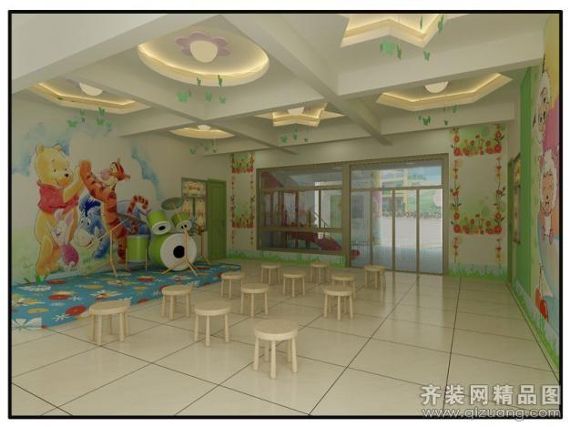 海盐幼儿园装修设计案例