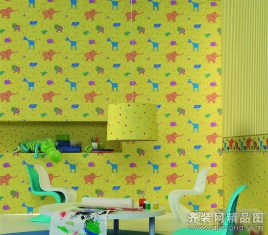 文成儿童房装修设计案例