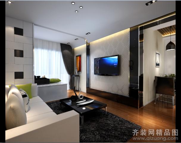 文成客厅装修设计案例