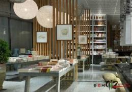 现代简约-咖啡店