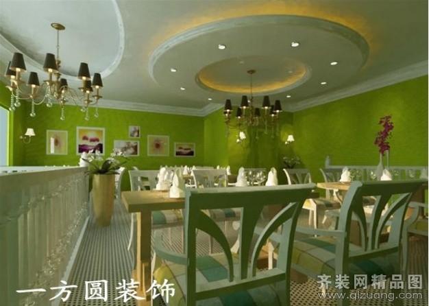 商河餐厅装修设计案例