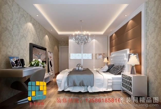 文成卧室装修设计案例