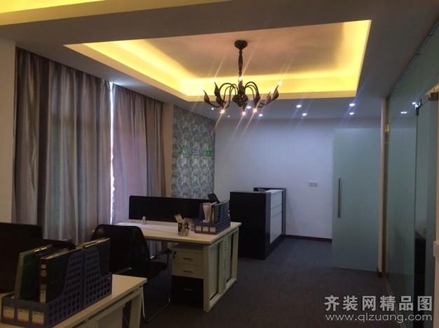 乐昌信扬装饰设计中心办公室装修设计案例