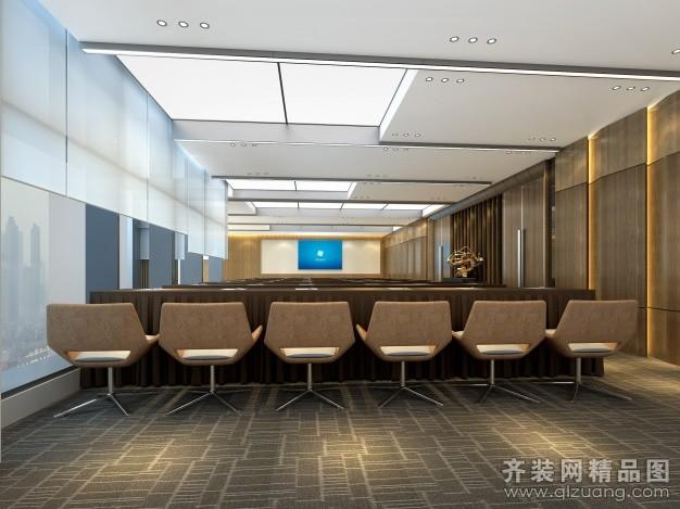 乐昌私人办公会议室装修设计案例
