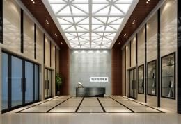 现代简约-塘下恒雄电器公司接待大厅