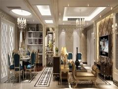 欧式风格-家庭装修