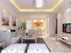 现代简约-紫荆花园