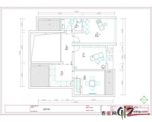 华府庄园实景中式别墅装修效果图别墅图风格装修图走廊图片