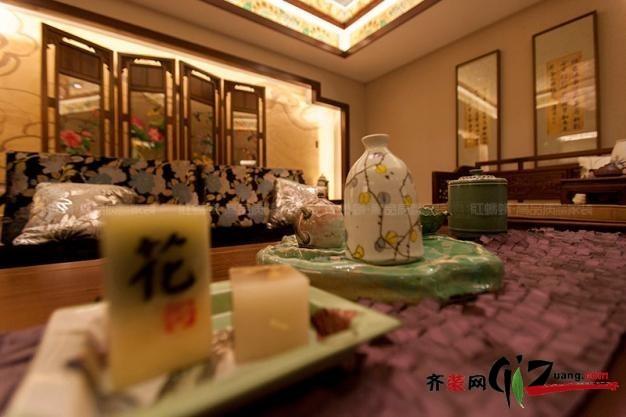 中式古典风格古典风格装修效果图实景图