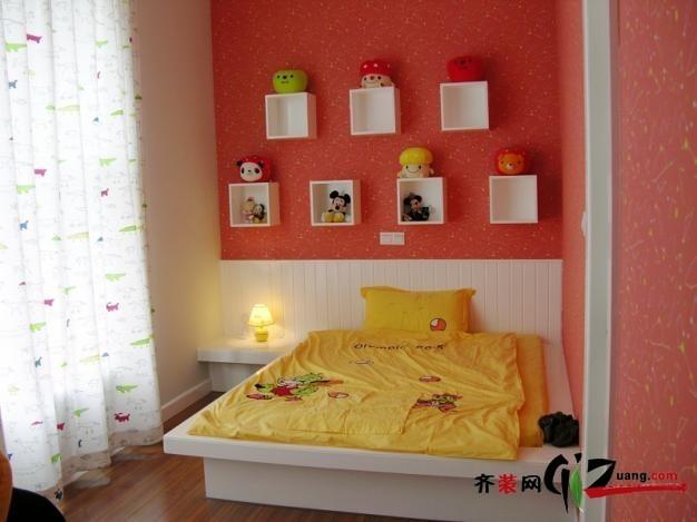 农村自建房室内卧室装修