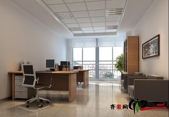 泰兴医药厂办公室中式风格装修效果图实景图图片