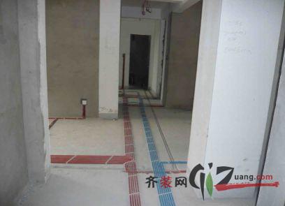藕巷新村水电施工实景图