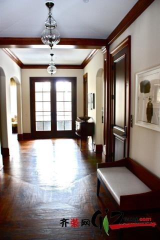 350平米别墅欧式风格家装装修图片设计-苏州齐装网