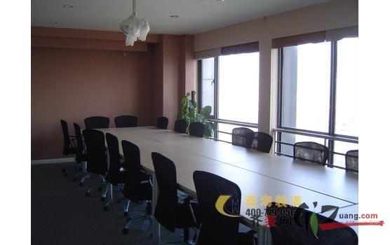 立邦涂料(中国)有限公司办公室现代简约装修效果图实景图