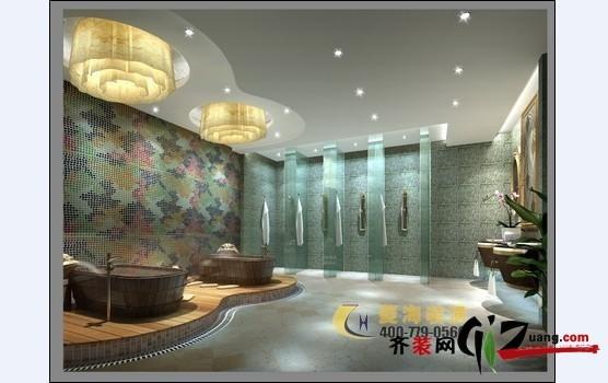 戴斯国际酒店混搭风格装修效果图实景图