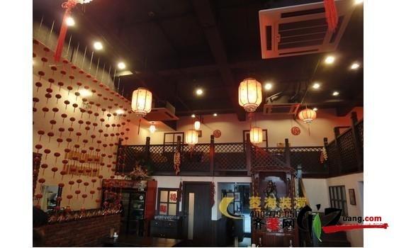 东北饭店装修风格