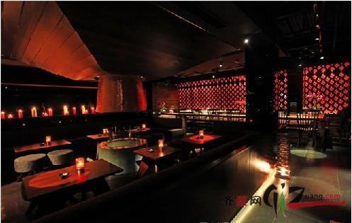 上海EN Shanghai餐厅古典风格装修效果图实景图