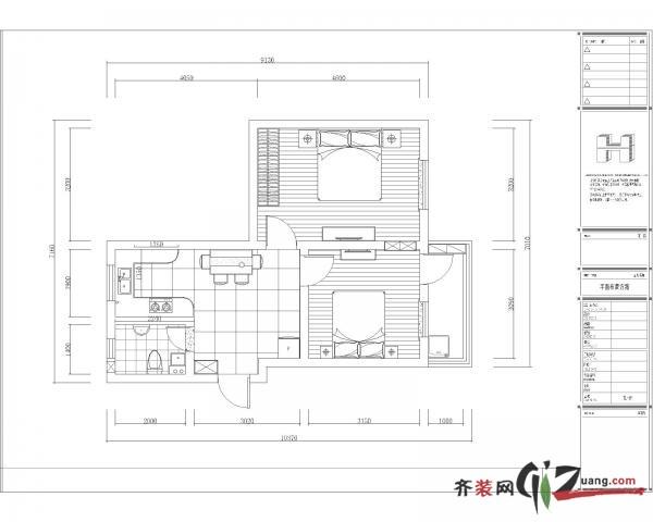 彩虹新村30幢203室