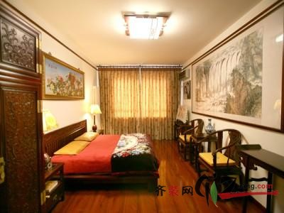 古典三室两厅