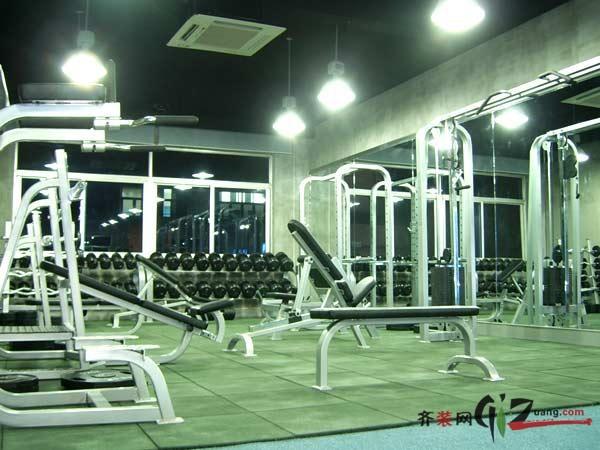健身房装饰