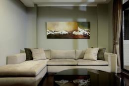 天鹅湖庄园现代风格实景图