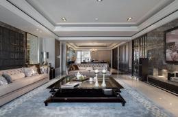 中海独墅岛古典风格实景图