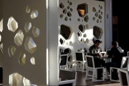 昆山咖啡馆现代风格实景图