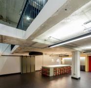 创展工业园办公室装修