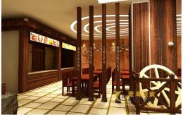 西北饭店金福来酒家