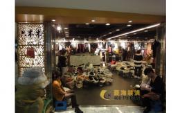 六本木服装批发店