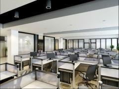 现代简约式办公室