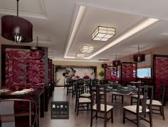 木渎饭店中式风格实景图