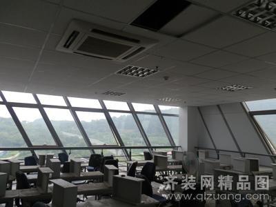 新区科技城现代简约装修效果图实景图