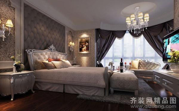金色家园欧式风格装修效果图实景图