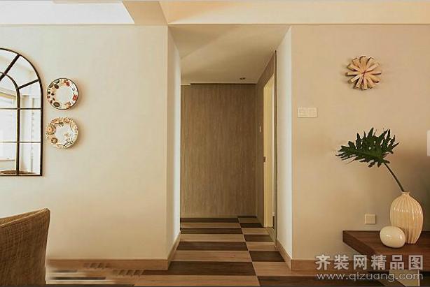 苏香名园现代简约装修效果图实景图