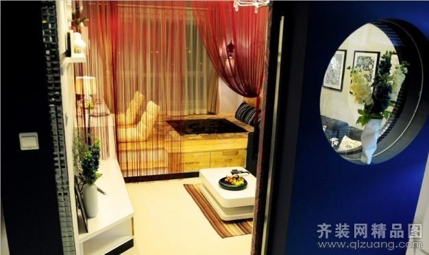 清塘新村现代简约装修效果图实景图