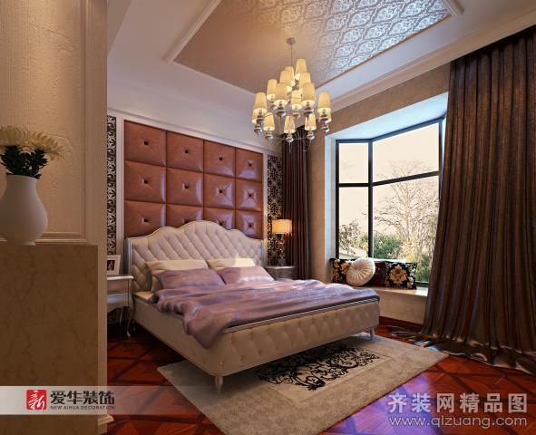 拱形门欧式卧室