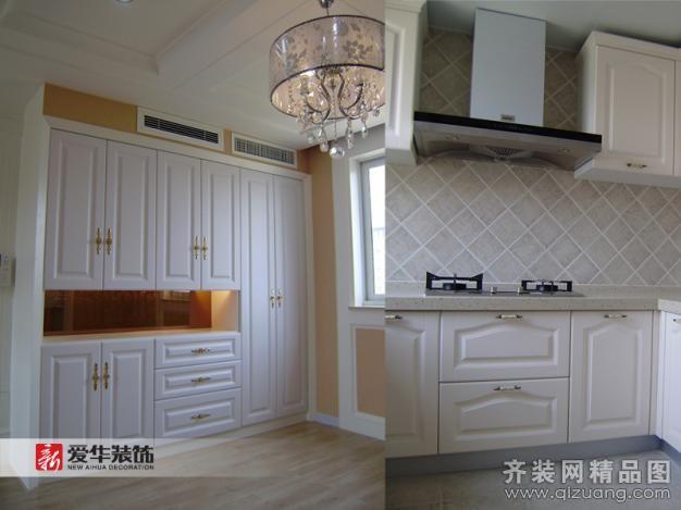 150平米复式户型 欧式 风格家装 装修图片 设计 溧