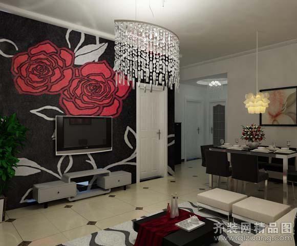 265平米别墅混搭风格家装装修图片设计-昆山齐装网