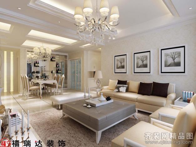 通州区万豪公寓现代简约装修效果图实景图